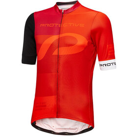 Protective Mr.Race T.Bold Bike Jersey Shortsleeve Men red/black